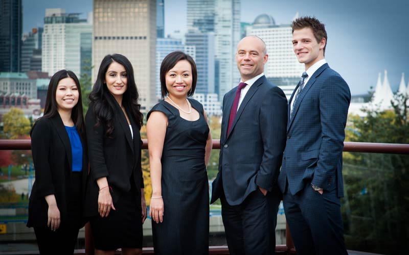 The DLD Financial Group Ltd Team